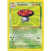 Vileplume 31/64 Jungle Set Unlimited Rare Pokemon Card NEAR MINT TCG