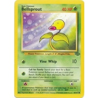 Bellsprout 49/64 Jungle Set Unlimited Common Pokemon Card NEAR MINT TCG