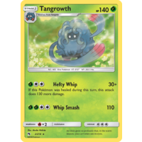 Tangrowth 2/214 SM Lost Thunder Rare Pokemon Card NEAR MINT TCG