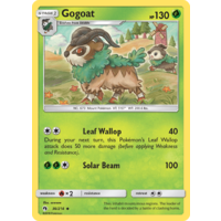 Gogoat 36/214 SM Lost Thunder Uncommon Pokemon Card NEAR MINT TCG