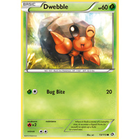 Dwebble 13/113 BW Legendary Treasures Common Pokemon Card NEAR MINT TCG