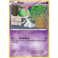Ralts 59/113 BW Legendary Treasures Common Pokemon Card NEAR MINT TCG