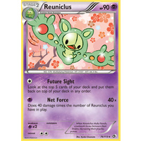 Reuniclus 76/113 BW Legendary Treasures Rare Pokemon Card NEAR MINT TCG