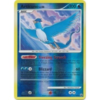 Articuno 1/100 DP Majestic Dawn Reverse Holo Rare Pokemon Card NEAR MINT TCG