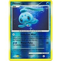 Phione 12/100 DP Majestic Dawn Reverse Holo Rare Pokemon Card NEAR MINT TCG
