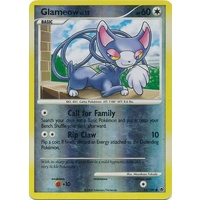 Glameow 65/100 DP Majestic Dawn Reverse Holo Common Pokemon Card NEAR MINT TCG