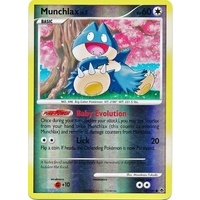 Munchlax 68/100 DP Majestic Dawn Reverse Holo Common Pokemon Card NEAR MINT TCG