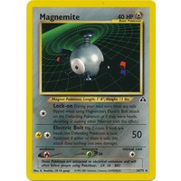 Magnemite 26/75 Neo Discovery Unlimited Rare Pokemon Card NEAR MINT TCG
