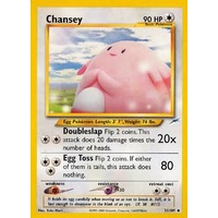 Chansey 31/105 Neo Destiny Unlimited Uncommon Pokemon Card NEAR MINT TCG