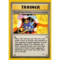 Thought Wave Machine 96/105 Neo Destiny Unlimited Rare Trainer Pokemon Card NEAR MINT TCG