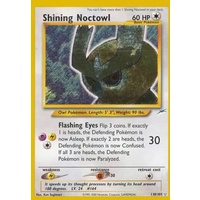 Shining Noctowl 110/105 Neo Destiny Unlimited Holo Ultra Rare Pokemon Card NEAR MINT TCG