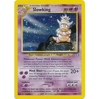 Slowking 14/111 Neo Genesis Unlimited Holo Rare Pokemon Card NEAR MINT TCG