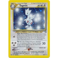 Togetic 16/111 Neo Genesis Unlimited Holo Rare Pokemon Card NEAR MINT TCG