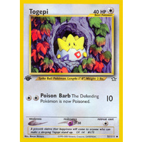 Togepi 51/111 Neo Genesis 1st Edition Uncommon Pokemon Card NEAR MINT TCG