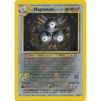 Magneton 10/64 Neo Revelation Unlimited Holo Rare Pokemon Card NEAR MINT TCG