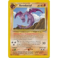 Aerodactyl 15/64 Neo Revelation Unlimited Rare Pokemon Card NEAR MINT TCG
