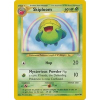 Skiploom 52/64 Neo Revelation Unlimited Common Pokemon Card NEAR MINT TCG