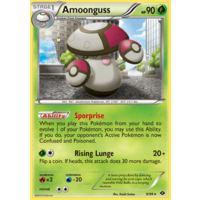 Amoonguss 9/99 BW Next Destinies Rare Pokemon Card NEAR MINT TCG