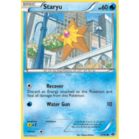 Staryu 23/99 BW Next Destinies Common Pokemon Card NEAR MINT TCG
