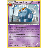 Darmanitan 60/99 BW Next Destinies Rare Pokemon Card NEAR MINT TCG