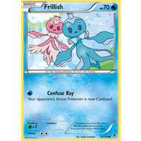 Frillish 20/119 XY Phantom Forces Common Pokemon Card NEAR MINT TCG