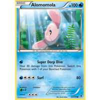 Alomomola 22/119 XY Phantom Forces Common Pokemon Card NEAR MINT TCG