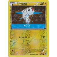 Tynamo 31/101 BW Plasma Blast Reverse Holo Common Pokemon Card NEAR MINT TCG