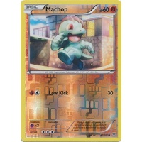Machop 47/101 BW Plasma Blast Reverse Holo Common Pokemon Card NEAR MINT TCG