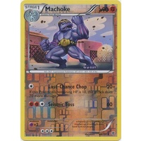 Machoke 48/101 BW Plasma Blast Reverse Holo Uncommon Pokemon Card NEAR MINT TCG