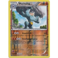 Machamp 50/101 BW Plasma Blast Reverse Holo Rare Pokemon Card NEAR MINT TCG