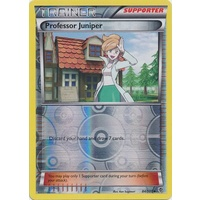 Professor Juniper 84/101 BW Plasma Blast Reverse Holo Uncommon Trainer Pokemon Card NEAR MINT TCG