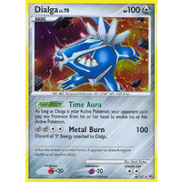 Dialga 6/127 Platinum Base Set Holo Rare Pokemon Card NEAR MINT TCG