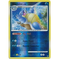 Blastoise 2/127 Platinum Base Set Reverse Holo Rare Pokemon Card NEAR MINT TCG