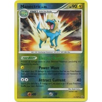 Manectric 11/127 Platinum Base Set Reverse Holo Rare Pokemon Card NEAR MINT TCG