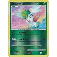 Shaymin 15/127 Platinum Base Set Reverse Holo Rare Pokemon Card NEAR MINT TCG
