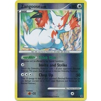 Zangoose 66/127 Platinum Base Set Reverse Holo Uncommon Pokemon Card NEAR MINT TCG