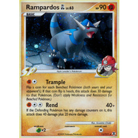 Rampardos GL 11/111 Platinum Rising Rivals Holo Rare Pokemon Card NEAR MINT TCG