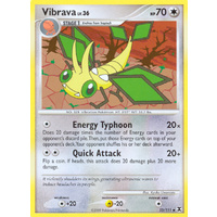 Vibrava 53/111 Platinum Rising Rivals Uncommon Pokemon Card NEAR MINT TCG
