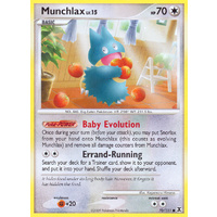 Munchlax 70/111 Platinum Rising Rivals Common Pokemon Card NEAR MINT TCG