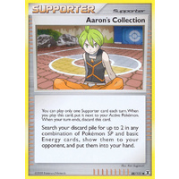 Aaron's Collection 88/111 Platinum Rising Rivals Uncommon Trainer Pokemon Card NEAR MINT TCG