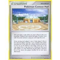 Pokemon Contest Hall 93/111 Platinum Rising Rivals Uncommon Trainer Pokemon Card NEAR MINT TCG