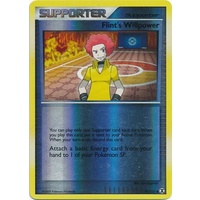 Flint's Willpower 91/111 Platinum Rising Rivals Reverse Holo Uncommon Trainer Pokemon Card NEAR MINT TCG