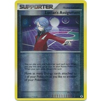 Lucian's Assignment 92/111 Platinum Rising Rivals Reverse Holo Uncommon Trainer Pokemon Card NEAR MINT TCG