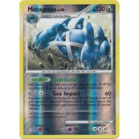 Metagross 7/147 Platinum Supreme Victors Reverse Holo Rare Pokemon Card NEAR MINT TCG