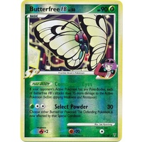 Butterfree FB 17/147 Platinum Supreme Victors Reverse Holo Rare Pokemon Card NEAR MINT TCG