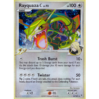 Rayquaza C 8/147 Platinum Supreme Victors Holo Rare Pokemon Card NEAR MINT TCG