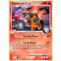 Camerupt G 19/147 Platinum Supreme Victors Rare Pokemon Card NEAR MINT TCG