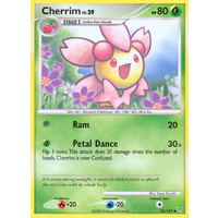 Cherrim 55/147 Platinum Supreme Victors Uncommon Pokemon Card NEAR MINT TCG