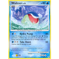 Wailmer 87/147 Platinum Supreme Victors Uncommon Pokemon Card NEAR MINT TCG