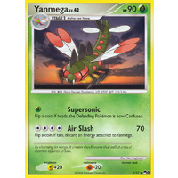 Yanmega 5/17 POP Series 8 Rare Pokemon Card NEAR MINT TCG